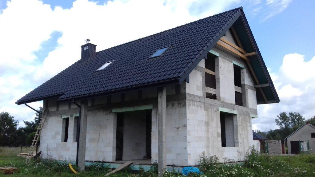 Budowa domu jednorodzinnego 2015-2016